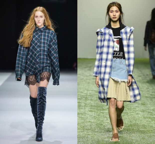 Що зараз в моді весна літо. Актуальні тенденції  фасони і кольори ... d32cabdaa6d85